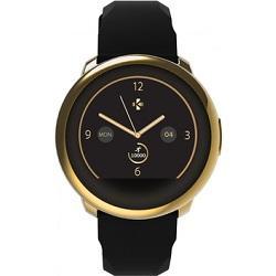 MyKronoz smartwatch ZeRound - goud zwart