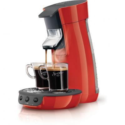 Philips HD7825-90 Senseo Viva Café rood